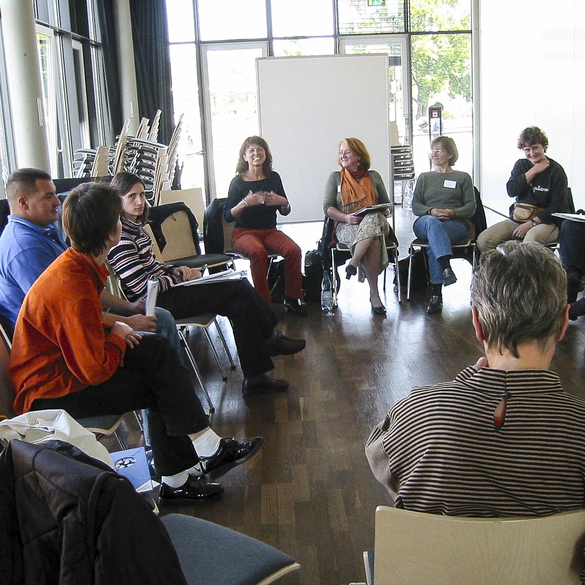 Netzwerk Erziehungsstellen in Bayern - Fortbildungen
