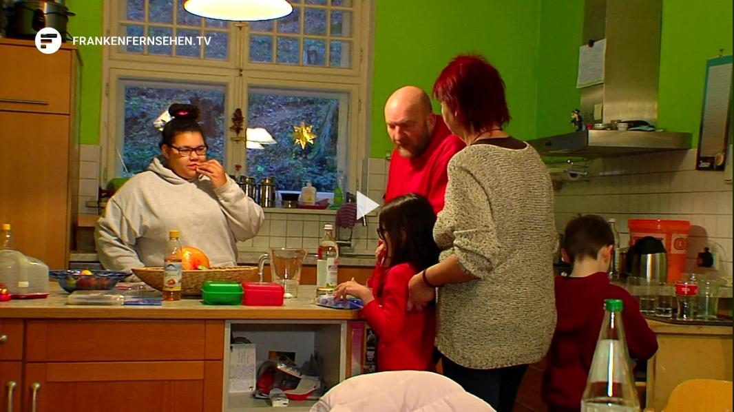 Das Kinderhaus Pegnitztal bietet Kindern ein schönes Zuhause, die nicht bei leiblichen Eltern wohnen können